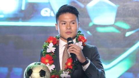 Nguyen Quang Hai gianh Qua bong vang Viet Nam 2018 hinh anh
