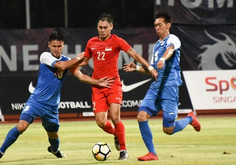 Doi tuyen Singapore bi che truoc them AFF Cup 2018 hinh anh