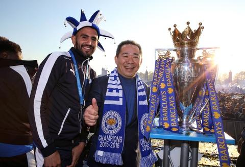 Chu tich Vichai - khi anh sang vinh quang cua Leicester vut tat hinh anh 8