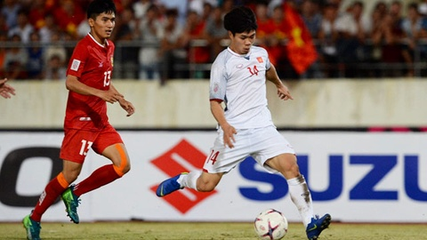 Bao chi Dong Nam A: 'DT Viet Nam la ung cu vien vo dich AFF Cup' hinh anh