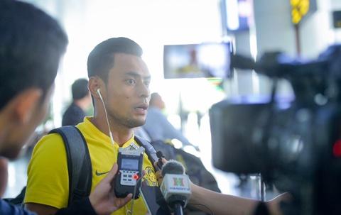 Doi truong Malaysia: 'Gianh 1 diem truoc DT Viet Nam la ket qua tot' hinh anh