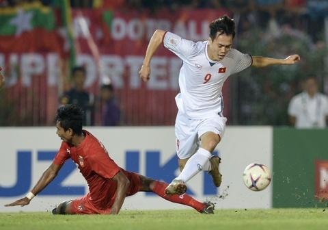 Báo Malaysia vui mừng vì tuyển Việt Nam bị Myanmar cầm hòa
