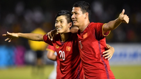 Philippines vs Viet Nam (1-2): Anh Duc va Van Duc toa sang hinh anh
