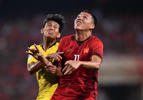 Bao chi Malaysia: Chung ket se la co hoi phuc thu tuyen Viet Nam hinh anh