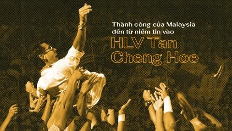 Thanh cong cua Malaysia den tu niem tin vao HLV Tan Cheng Hoe hinh anh 2