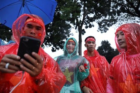 CDV Viet Nam xoay xo nhanh chong khi gap mua nang hat o Malaysia hinh anh 10