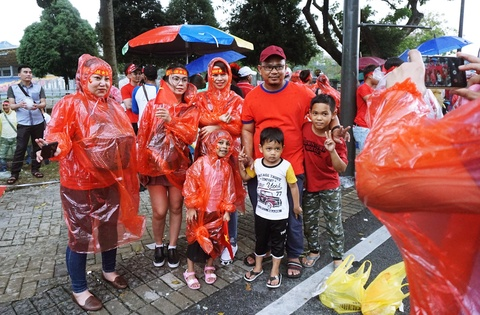 CDV Viet Nam xoay xo nhanh chong khi gap mua nang hat o Malaysia hinh anh 6
