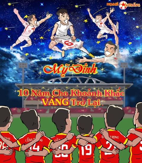 Hi hoa tuyen Viet Nam huong ve chuc vo dich AFF Cup 2018 hinh anh 12