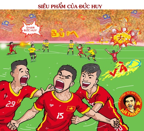 Hi hoa tuyen Viet Nam huong ve chuc vo dich AFF Cup 2018 hinh anh 4