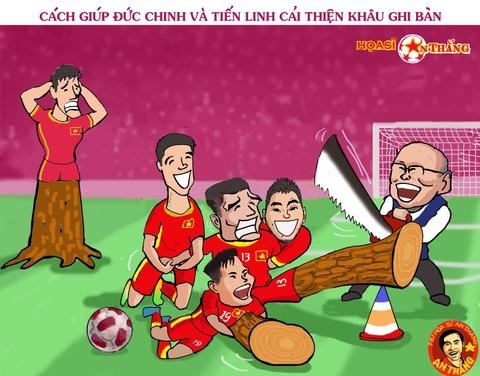 Hi hoa tuyen Viet Nam huong ve chuc vo dich AFF Cup 2018 hinh anh 6