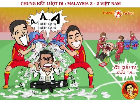 Hi hoa tuyen Viet Nam huong ve chuc vo dich AFF Cup 2018 hinh anh 7