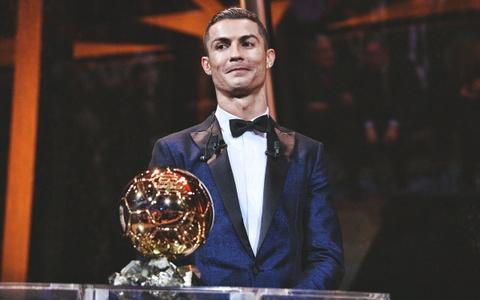Ronaldo: 'Toi khong am anh voi danh hieu ca nhan' hinh anh