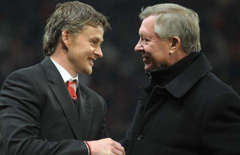 HLV Solskjaer tiet lo anh huong cua Sir Alex Ferguson den MU hinh anh
