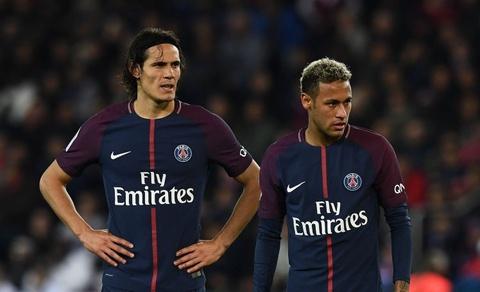 PSG bi loai khoi cup Lien doan Phap boi doi bet bang Ligue 1 hinh anh