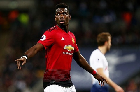 Pogba che loi da phong ngu cua HLV Mourinho sau tran thang Tottenham hinh anh
