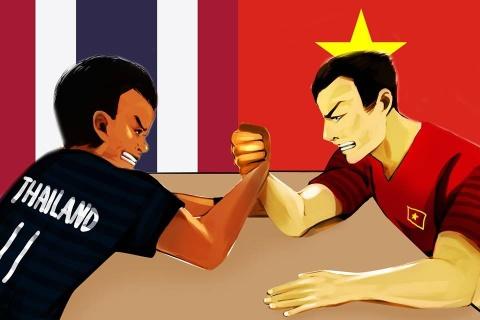 Báo Thái Lan: 'Cần học hỏi cách phát triển bóng đá của Việt Nam'