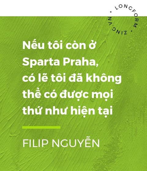 Thu mon Czech goc Viet: 'Toi khong ngai canh tranh voi Dang Van Lam' hinh anh 6