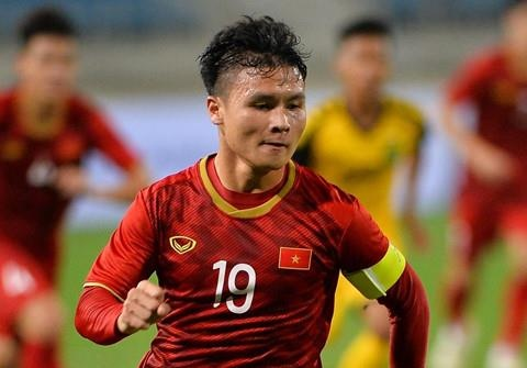 U23 Viet Nam bot mot doi thu trong cuoc dua gianh ve cua doi nhi bang hinh anh