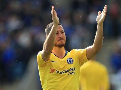 Eden Hazard va giac mong chinh phuc the gioi cung Real Madrid hinh anh 6