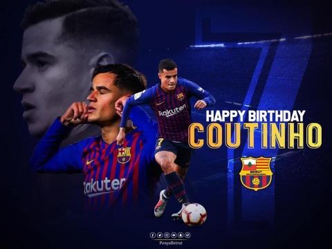 Coutinho bi CDV Liverpool che gieu trong ngay sinh nhat hinh anh 2