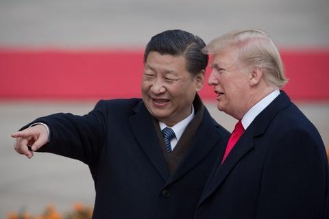 Trung Quoc don Trump bang nghi le dac biet nhat trong gan 70 nam hinh anh 10