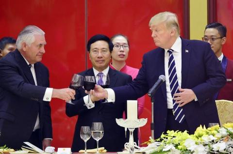 3 ngay cua Tong thong Trump va 'dieu ky dieu Viet Nam' hinh anh 15