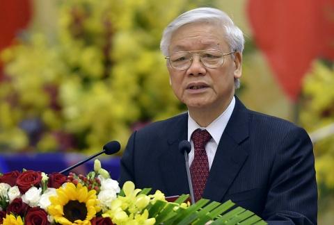Chuyen tham Viet Nam cua Chu tich Trung Quoc Tap Can Binh hinh anh 11