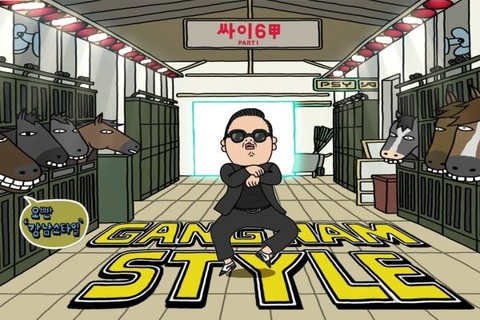 'Gangnam Style' danh sap cong cu tinh cua YouTube hinh anh