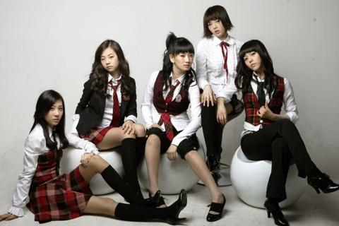 Fan xon xao voi tin don Wonder Girls tai hop hinh anh