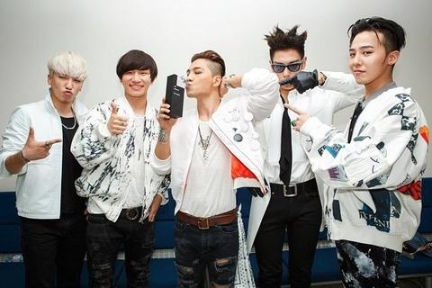 Big Bang bat mi hau truong 'We Like 2 Party' hinh anh