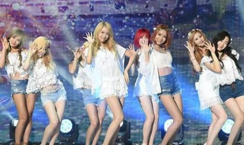 girls generation party hinh anh