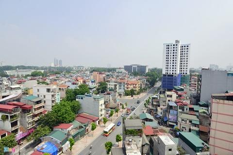 Ha Noi, TP.HCM: Nha pho 200 m2 co the phai nop ca tram trieu tien thue hinh anh
