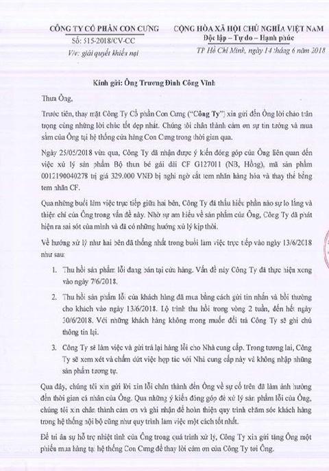 Sieu thi Con Cung bi to cat nhan cu, thay tem 'made in Thailand' hinh anh 3