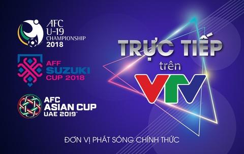 VTV doc quyen phat song giai AFC 2018 va 2019 hinh anh
