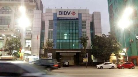 BIDV nói gì về việc chi nhánh Hạ Long bị cướp?