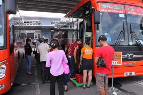 Phương Trang thu hồi hơn 400 vé xe Tết