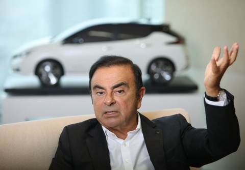 Renault tu choi tra 34 trieu USD thoi viec cho 'ong trum' nganh oto hinh anh