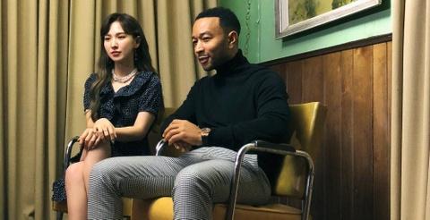 Giai ma suc quyen ru cua John Legend va Wendy trong san pham moi hinh anh 3