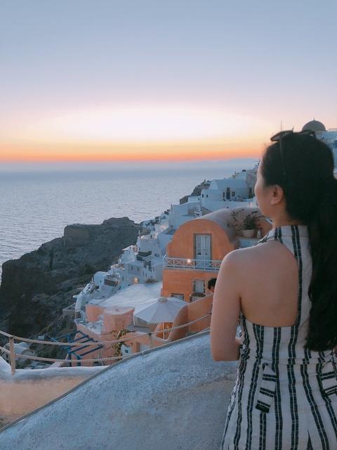 #Mytour: Hanh trinh chay theo anh hoang hon o Santorini hinh anh 9