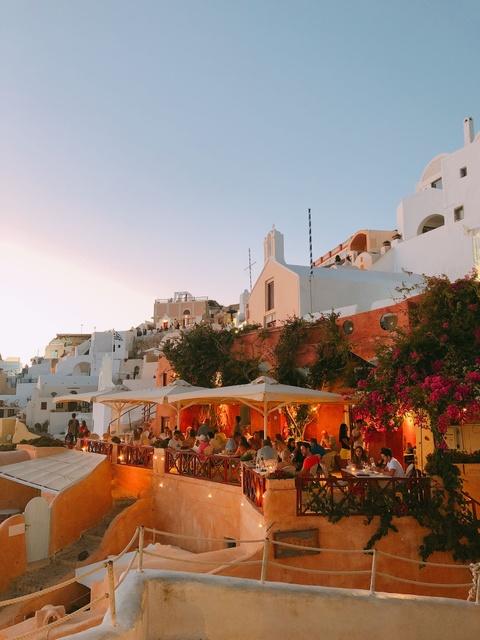 #Mytour: Hanh trinh chay theo anh hoang hon o Santorini hinh anh 10