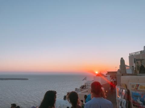 #Mytour: Hanh trinh chay theo anh hoang hon o Santorini hinh anh 11