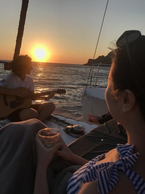 #Mytour: Hanh trinh chay theo anh hoang hon o Santorini hinh anh 20