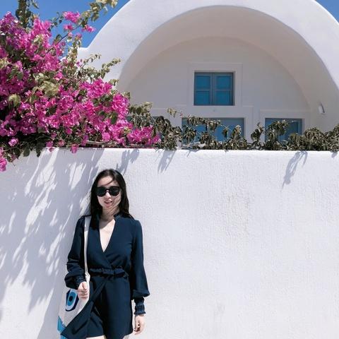 #Mytour: Hanh trinh chay theo anh hoang hon o Santorini hinh anh 6