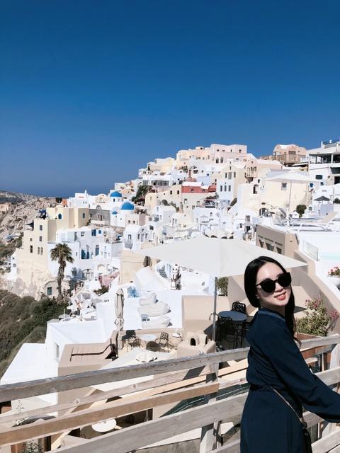 #Mytour: Hanh trinh chay theo anh hoang hon o Santorini hinh anh 5