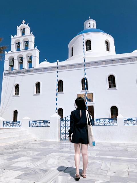 #Mytour: Hanh trinh chay theo anh hoang hon o Santorini hinh anh 2