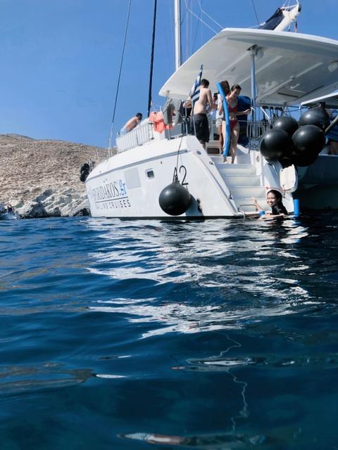 #Mytour: Hanh trinh chay theo anh hoang hon o Santorini hinh anh 14