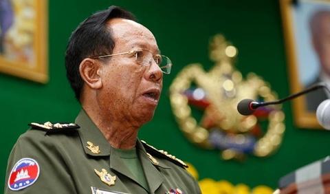 Quan chuc Campuchia: Thu tuong Ly Hien Long phai cai chinh hinh anh 1