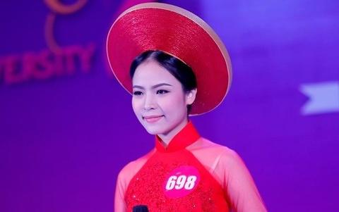 10 guong mat vao chung ket 'Nu sinh Viet Nam duyen dang' hinh anh