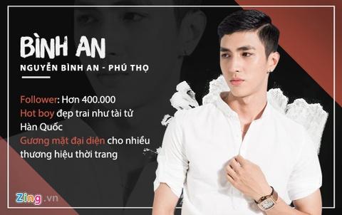 6 hot boy tuoi Dau noi tieng trong gioi tre Viet hinh anh 4