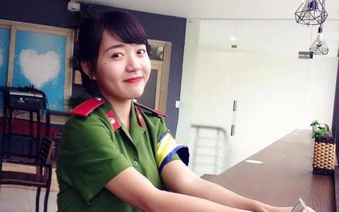 My Chau chia se cuoc song tai Hoc vien Canh sat Nhan dan hinh anh